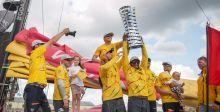 أبو ظبي بطلة سباق فولفو لليخوت