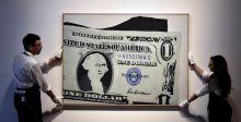 مبيعات عالية للفن المعاصر في مزادات لندن