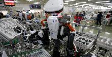 الروبوت يحل مشكلة نقص اليد العاملة في اليابان