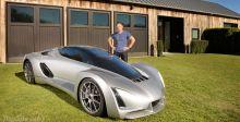 سيارة مصنوعة على طابعة 3D تتفوق على بورش!