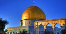 ساحات المسجد الاقصى تكتظ بالصائمين