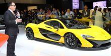 إقبال متوقع على معرض دبي الدولي للسيارات