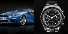 ساعات تتلاءم مع سيارات BMW