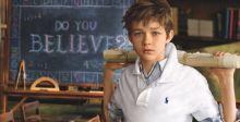 ليفي ميلر لحملة بولو الجديدة للأطفال