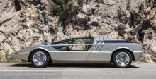 نموذج مازيراتي بوميرانغ المستقبلي من عام 1972 للبيع!