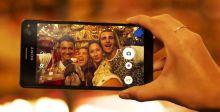 هواتف صوني السبّاقة في صور السيلفي