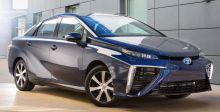 التويوتا ميراي: افضل السيّارات العاملة على الإيدروجين