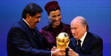 قطر تمضي قدماً لإستضافة كأس العالم