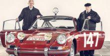 بورش ترمّم سيّارة عبقريّتها الأصليّة