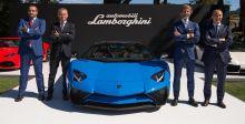 لامبورغيني تحضّر لسيارتها الجديدة