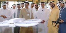 أكبر مساحة للطّائرات من دون طيّار في اسبوع دبي للتكنولوجيا