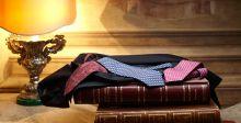سلفاتوري فيراغامو تقدّم ربطات عنق مميّزة