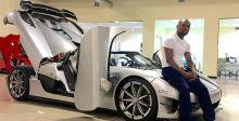فلويد مايويذر يشتري سيارة Koenigsegg ب-٤،٨ مليون دولار