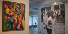 مجموعة كوبرا تُعرض في متحف الشارقة للفنون