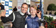أبطال سباق سيارات الرالي الإيطالي لعام 2015