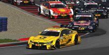 تيمو غلوك يسيطر على سباق DTM في ألمانيا