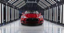 تسلا تؤسس مصنع انتاج  السيارة الكهربائية