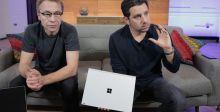 مايكروسوفت تنافس أبل بلابتوب جديد