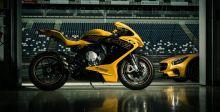 الF3 800 من مرسيدس وأغوستا: كمال الدرّاجةٍ الناريّة