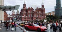 فيراري تختار موسكو لصالة عرضها الجديدة