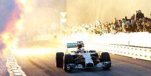 اختتام موسم الفورمولا1 بحلّة جديدة من مرسيدس