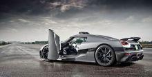 آخر اصدار ل Koenigsegg