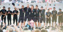 فريق ارتيميس رايسينغ يفوز في برمودا