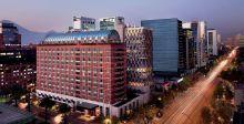 فندق ريتز كارلتون، سانتياغو الفاخر