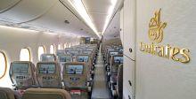شركة طيران الإمارات تلغي الدرجة الأولى