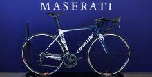 نسخةٍ وحيدة من درّاجة Maserati Cipollini ب6500$