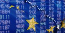 تراجع قياسيّ للأسهم الأوروبية