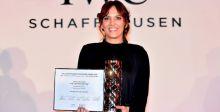ليلى كيليف تفوز بجائزة IWC