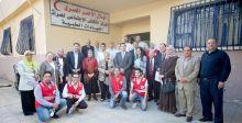 لاند روفر وعائلات القاهرة