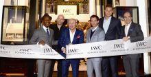 IWC تحتفل بمتجرها الجديد