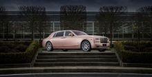 Rolls-Royce المتماوجة اللّون
