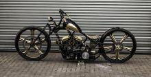 المجد ودرّاجة Gold-Digger