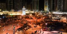 مهرجان قصر الحصن 2016