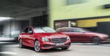 ديترويت: جديدُ Mercedes E-Class