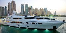 لمحة عن معرض دبي العالمي للقوارب