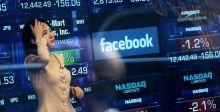 أسهم فيسبوك تقفز ارتفاعا
