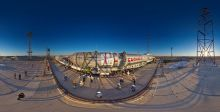 الليزر في قمر صناعي أوروبي لنقل البيانات