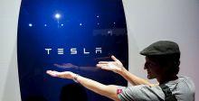 بطّارية خارقة لسيّارة Tesla  الجديدة