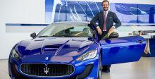 Maserati  تبرع في ال2015