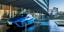 مستقبل Toyota   الرّافق بالبيئة
