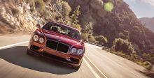 إلى جنيف: ال Bentley Flying Spur V8 S