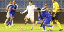 الشباب والخليج يلمعان في الدوري السعودي