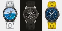 TAG Heuer تكشف عن ساعتها  Connected Watch