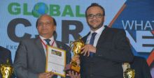 ثلاث جوائز لكهرباء ومياه دبي