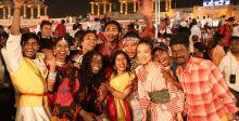 مهرجان موسيقى ورقص في دلهي