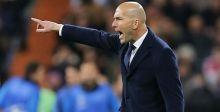زيدان غير راض عن ريال مدريد